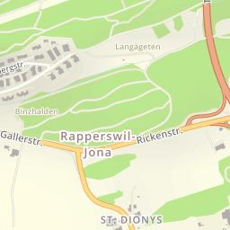 Restaurants in und um RapperswilJona uMap